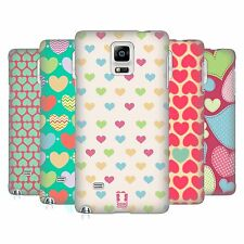 HEAD CASE DESIGNS HEART PATTERN CASE COVER FOR SAMSUNG GALAXY NOTE 4