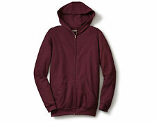 Men's Extra Heavy Zip Up Big and Tall Hoodies 4XL 5XL 6XL  Multiple Colors New