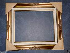 2.75 Gold photo art family ready frame picture wedding art portrait B5GL