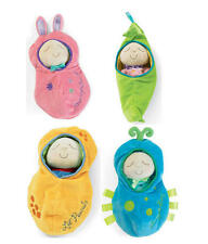 Manhattan Toy SNUGGLE PODS Soft Baby/Kids Plush Cuddly Doll Educational Toy