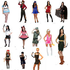 SEXY LADIES ROLE PLAY FANCY DRESS COSTUME ADULT HALLOWEEN WOMEN HEN NIGHT OUTFIT