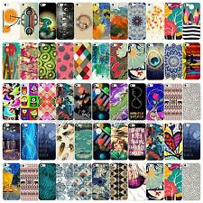 Free Shipping Various Painted Hard Skin Case Cover for Apple iPhone 4 4S 5 5S 5C