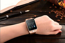 Bluetooth Intelligente Montre Pour IOS Android Samsung S5 iPhone 6 6+ 5 4 HTC LG