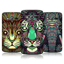 HEAD CASE DESIGNS AZTEC ANIMAL FACES 2 CASE FOR SAMSUNG GALAXY CORE LTE G386F