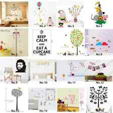 Art DIY Decal Decor Mural Paper Stickers Vinyl Wall Removable Home Window Love