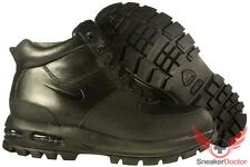 New Nike Mens Air Max Goaterra ACG Boots Black/Black Hiking Snow All Sizes
