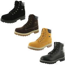 MEN'S LUGZ EMPIRE HI WR THERMABUCK SLIP RESISTANT BOOTS