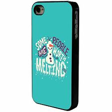 Melting Olaf Frozen Phone Case/Cover UK STOCK. iPhone 4 4s 5 5s 6 5c S5