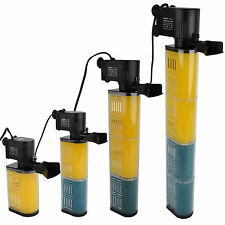 4 Styles Internal Filter Filtration Water Pump for Aquarium Fish Tank