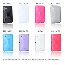 V9 Soft TPU Gel Cover Case For LG G Pad 7.0 (V400) Tablet