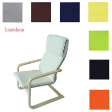 Custom Made Cover, Replacement Slipcover, Fits IKEA Pello Chair, 9 choices