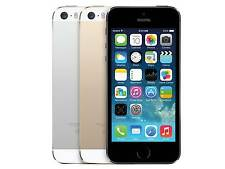 Apple iPhone 5s - 32gb - FACTORY UNLOCKED Smartphone Black / White / Gold (C)