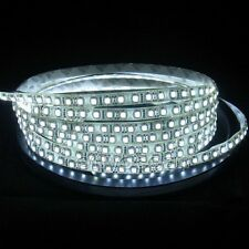 Waterproof 5M 500CM 3528 SMD Strip Car Light 600 Led flexible White