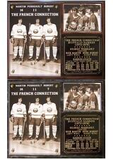 The French Connection Buffalo Sabres Legends Photo Plaque Perreault