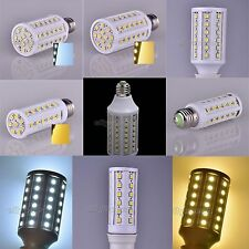 E27 5050 44/60/86/102 LED Warm Cool White Corn Light Bulb Lamp 110V High quality