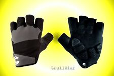 Cannondale Black Short Medium Large XL Finger Gloves Mountain Bike Cycling M L