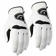 """NEW 2016""  Callaway Xtreme 365 Mens Golf Gloves Left Hand **PACK of 2**"