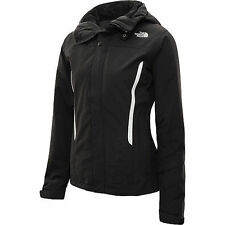 The North Face Womens Kardiak TriClimate Jacket 3in1 Winter Coat Black S-XL NEW