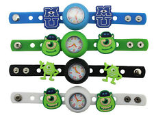 Kids DIY Watch + 14 Monsters University Charms KID Birthday Party Gifts
