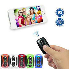 Wireless Bluetooth SELFIE Zoom Remote Control Shutter For iPhone Samsung Phone