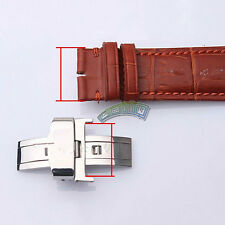 16 18 20mm Butterfly Deployment Clasp Stainless Steel Watch Buckle Strap Band