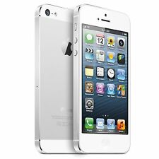 Apple iPhone 5 16GB/32GB/64GB Factory Unlocked GSM Smartphone in Black or White