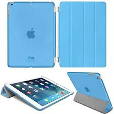 Ultra slim Stand Smart Magnetic Leather Case Cover for iPad Air/ Mini Sleep/Wake