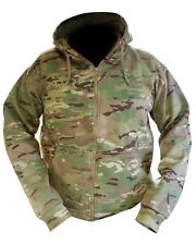 MTP Match  Hoodie Full Zip Camo Multicam  Military / Hunting Warm Jacket