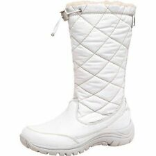 Ugg Genuine Womens Snowpeak Boots White 4.5 5.5 37 38 RRP £239