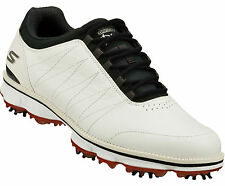 Skechers Go Golf Pro Golf Shoes White/Navy/Red 53529 Mens New