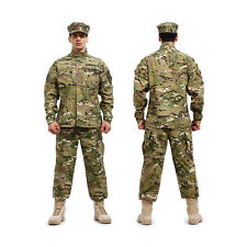 New Multicam Painball Military Camo Camouflage Airsoft Uniform Sets Jacket Pant