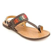 Matisse Paulo Womens Open Toe Leather Slingback Sandals Shoes