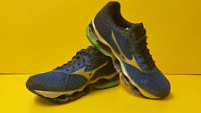 Mizuno Wave Prophecy 4 Running Shoes (M) Blue/White J1GC150003 NEW 2015