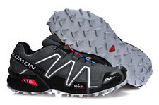 2014 New Salomon Hot SPEEDCROSS 3 CS Cross-Country Running Outdoor Shoes MKK#03