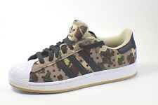 the best attitude fc09b 06c74 Adidas Originals Superstar II Camo Dot Shell Toe Trainers Sneakers in 10  10.5 11