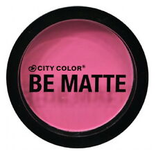 CITY COLOR Be Matte Blush (CHOOSE COLOR) (GLOBAL FREE SHIPPING)