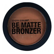 CITY COLOR Be Matte Bronzer (CHOOSE COLOR) (GLOBAL FREE SHIPPING)