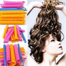 Hair Styling Rollers DIY Magic Circle Curler Leverag Stick Spiral Ringlets  Curl