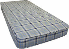 2 X 2FT6 SHORTY OR 3FT SINGLE SPRUNG FLEX MATTRESSES - IDEAL GUEST OR BUNK BED