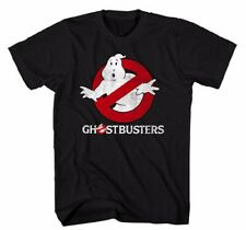 Ghostbusters Logo To Go Glows In the Dark Officially Licensed Adult Shirt S-2XL