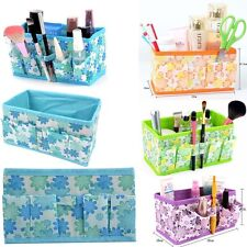 Make Up Cosmetic Storage Box Organizer Container Stationary Desk Store Bag Case