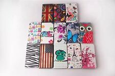 New Flip PU Leather Wallet Card Holder Case Stand Cover For Huawei Ascend G7