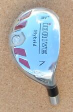 New Men's I-DRIVE Hybrid R/H With Graphite Shaft Installed, Choose Loft and Flex