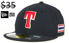 Thailand Team Men New Era 59Fifty Fitted MLB World Baseball Classic WBC Hat Cap