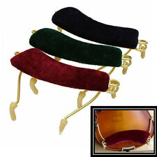 3 Colors Soft Violin Shoulder Rest Pad Support Holder For 3/4 & 4/4 Size Violin