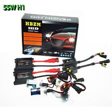 55W 12V AC H1 H7 H3 H11 HID fog HID Xenon Conservation Kit Vehicles headlight