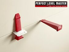 Perfect Level Master -Precise Tile leveling system wall & floor Lippage spacers