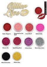 Glitter Lips Lipstick by Beauty Boulevard - ALL SHADES- Great Party Lips!