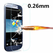 Shatterproof Premium Tempered Glass Screen Protector for Samsung SIII S3 S4 S5