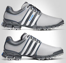 New Adidas Men's Tour360 ATV M1 Q47080 Aluminum/White/Satellite - 8 Medium!